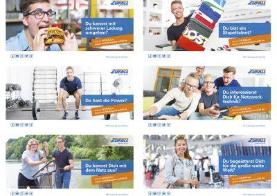 Zufall Logistics Group | Fulda | Imagekampagne