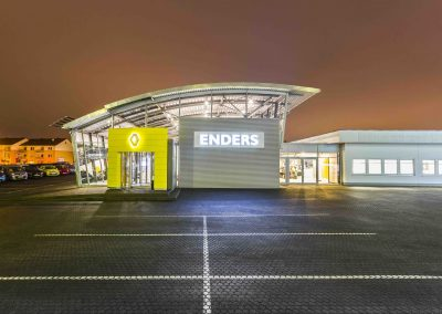 Krah & Enders Gruppe | Fulda | Aussenaufnahme