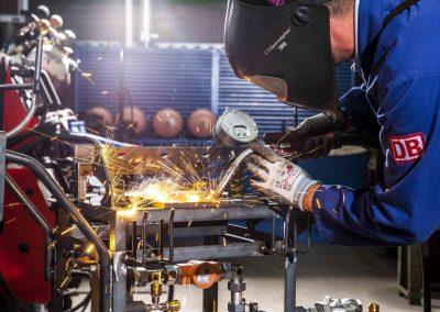 DB Instandhaltungs GmbH | Fulda | Anwendungsportrait