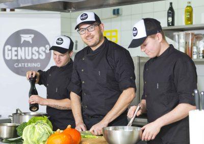 Genuss³ Catering   Fulda   Inhaberportrait