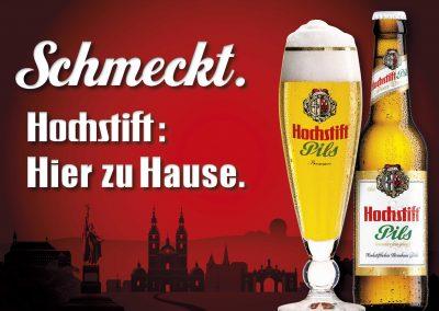 Hochstift | Fulda | Werbekampagne Produktfoto