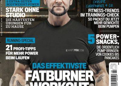 Men´s Fitness | Boris Kren | Fulda | Titelfoto