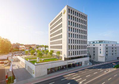 WERNER Gruppe | Fulda | Aussenaufnahme