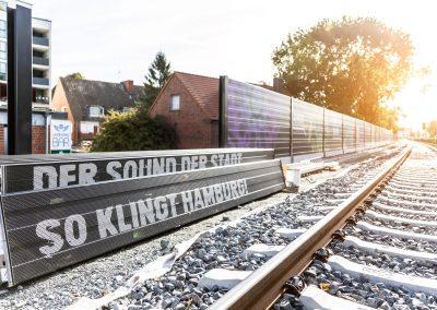 EIFFAGE Lärmschutz | Hamburg | Produktfoto
